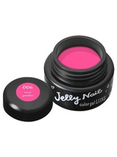 Jelly Nail Crystal Gel Color Rose Garden