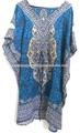 tamaño más mujeres suelto vestido de playa cubierta de arriba del traje de baño bikini kaftan vestido de tirantes boho