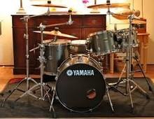 Original Drum set available
