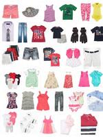 Children Clothing Pallet 1000 pieces Brand Names Authentic Merchandise