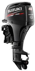 Used Suzuki 40 hp 4 Stroke Outboard Motor Engine