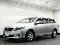USED CARS - TOYOTA COROLLA FIELDER 1.5XG EDITION (RHD 819726 GASOLINE)