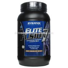 Dymatize Elite Fusion 7, Rich Chocolate Shake, 2.91 lbs Powder