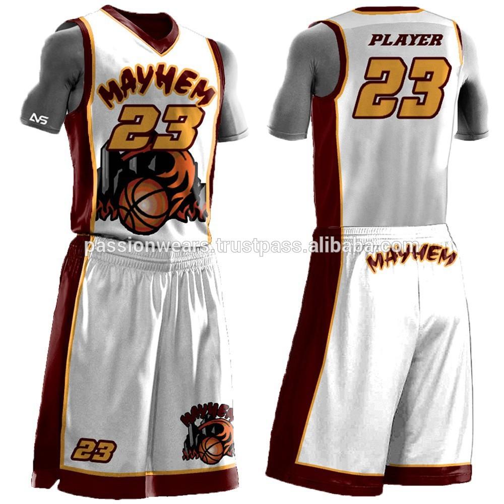 cheap basketball uniforms latest basketball jersey design ...