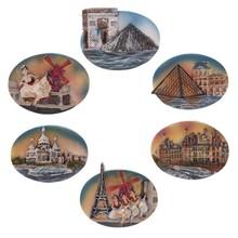 wholesale souvenir magnets from Polyresin production Ukraine