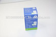 GE SmartWater MWF Refrigerator Filter Replacement Cartridge