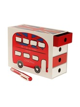 Mini Drawer London Bus