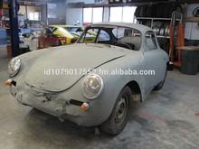 1965 Porsche 356 C with Complete Original Parts