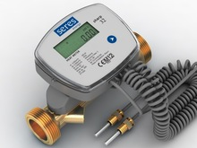 Heat Meter Seres Ultrasonic, MID CE Certificate EN1434, M-Bus Optional RF