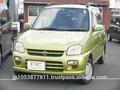 subaru pleo 1999 japonês carros pequenos carro usado com bom estado feita no japão