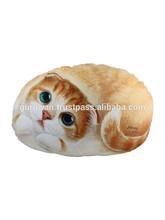 Shaped Pillow (L) - Henna