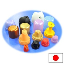 Globally used various sizes of actuators for hair spray
