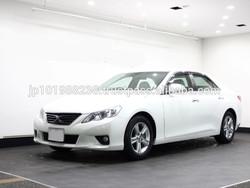 USED CARS - TOYOTA MARK X 250G (RHD 819751 GASOLINE)