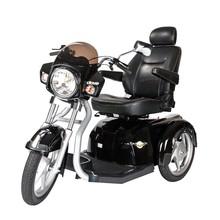 "Maverick Executive Three Wheel Power Scooter, 20"" Seat"