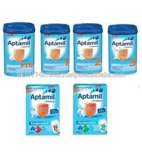 Aptamil bebé leche, Nutrilon bebé leche, Vaca y puerta del bebé leche