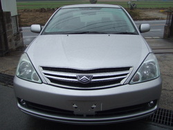 wholesale japanese products high quality export used toyota japan allion car for sale good condition