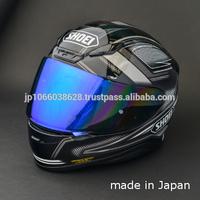 High qualiry mirror visor ARAI helmet made in JAPAN