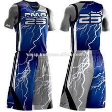 Hot Sell Sublimation Basketball Uniform