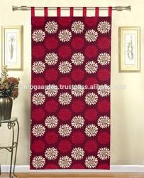 Cotton Curtain