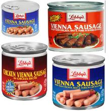 LIBBY'S VIENNA SAUSAGE