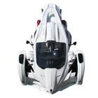XMAS CHEAP + DOT & EEC APPROVED Aero 3S T-Rex Three Wheel Motorcycle