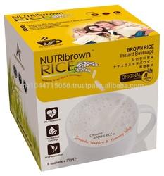 Brown Rice Instant Beverage
