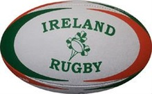 Ireland rugby ball for match quality