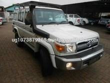 Used RHD Toyota Land Cruiser 76 4.2 Diesel Hardtop 2010