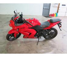 use 2009 Kawasaki Ninja 250R motorcycle
