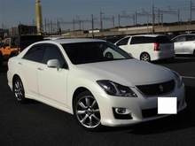 Toyota Crown Athlete Special Edition GRS200 2009 Used Car