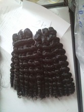 Virgin Hair and Hair Extension Type cheap indian human hair extension on sale