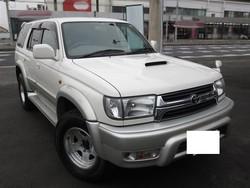 Toyota Hilux Surf SSR-X Wide KDN185W 2000 Used Car