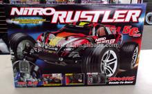 New Traxxas Nitro Rustler 2WD Stadium Truck RC Car