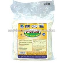 phuc linh unpolisshed rice, oat, seaweed, lotus seed, corn, cashew nut 500gr
