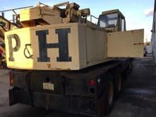 P&H T300 Truck Crane