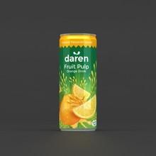 Daren Orenge Pulp Juice