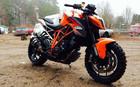 Used 2014 KTM 690 Duke R