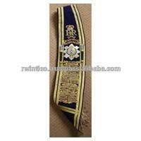 Masonic Regalia Royal Arch Principal's Sash