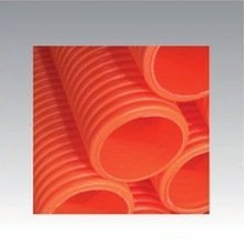 Double Walled Corrugated HDPE Pipe