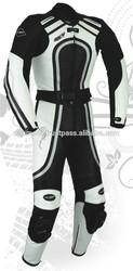 Motorcycle ladies leather suit