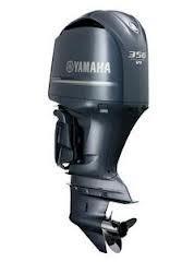 Used Yamaha 350 HP 4-Stroke Outboard Motor Engine