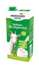 Organic Goat UHT milk 3.5%, 1l