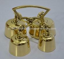 Brass Altar Bell for Church