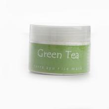 20010 Green Tea Natural Powder Mask 120gm