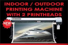 flex banner printer with epson dx5 head