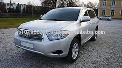 USED CARS - TOYOTA HIGHLANDER HYBRID (LHD 8090227)