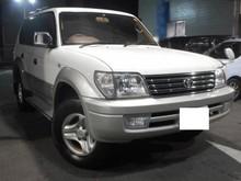 Toyota Land Cruiser Prado TX-LTD wide RZJ95W 2001 Used Car