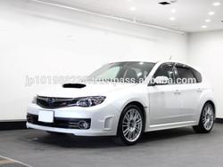 USED CARS - SUBARU IMPREZA WRX-STI (RHD 819906 GASOLINE)