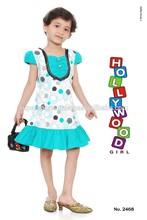 Sweet Lovely!! Girls designer frock