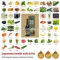 L'une des matières premières de riz brun contient de la vitamine b1( favoriser le métabolisme des glucides et de lipides) et de la vitamine e(anti- le vieillissement